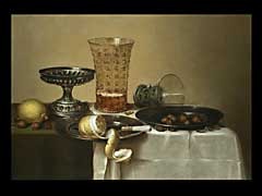 Cornelis Mahu  1613 Antwerpen - 1689, zugeschr. STILLEBEN MIT
