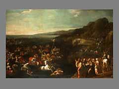 Jacques Courtois genannt Bourgoignon 1621 St. Hippolythe - 1675 Rom zug.