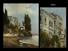 Karl Kauffmann, 1843 Neuplachowitz - 1901 Wien