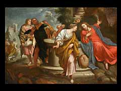 Italienischer Maler  nach Annibale Carracci  (1560 - 1609)