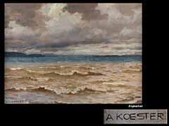 Alexander Koester 1864 Berg/Neustadt - 1932 München