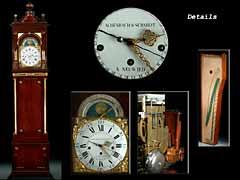 Detailabbildung: David Roentgen, Neuwied und die Uhrmacher Achenbach & Schmidt, Kinzing/Neuwied