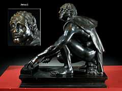 Bronzebildner im Umkreis von Angelo di Rossi