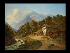 Carl Ebert 1821 Stuttgart - 1885 München zugeschrieben