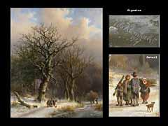Detailabbildung: Johann Bernhard Klombeck