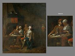Jan Josef Horemans 1682 Antwerpen - 1759, Art des