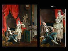 Französischer Maler des 19. Jhdts.
