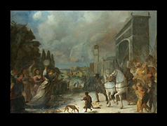 Niederländischer Meister der 2. Hälfte des 17. Jahrhunderts