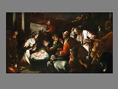 Norditalienischer Maler des 17. Jhdts. im Umkreis der Malerfamilie Bassano