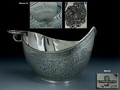 Großer russischer Silber-Kovsch