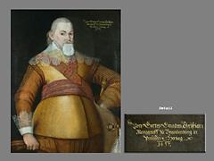 Heinrich Bollandt 1577 - 1651 Bayreuth