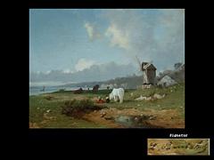 Louis Bentabole Französischer Marinemaler Paris 1822 - 1888 Schüler von Isabey