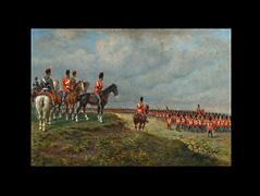 Johann Haag 1841 Wien, Wiener Pferdemaler