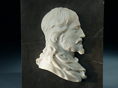 Christuskopf-Portraitbildnis