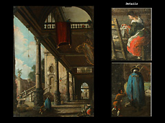 Italienisch/Venezianischer Maler des 18. Jhdts.