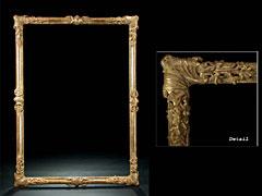 Detailabbildung: Barock-Rahmen