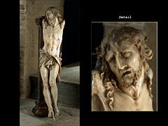 Torso eines Christus Corpus