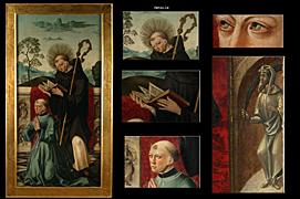 Detailabbildung: Meister von Saint-Jean-De-LuzUm 1475 - 1480