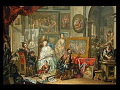 *Johann Georg Platzer (auch Plazer geschrieben)1704 - 1761 St. Michael in Eppan/Südtirol