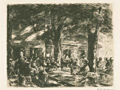Max Liebermann, 1847-1935 Berlin
