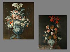 Italienischer Maler des 17. Jhdts. (Abb rechts)