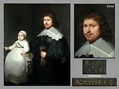 Cornelis Janssens van Ceulen 1593 London - 1664 Utrecht