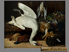 Otto Scholderer 1834-1902