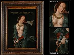 Meister des heiligen Blutes / le Maitre du Saint-Sang / Master of St. Sang, tätig um 1520, zug.