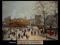 Marie Francois Firmin-Girard 1838 Poncin - 1921 Montlucon, Frankreich