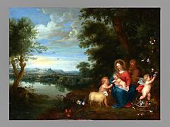 Jan Brueghel der Jüngere 1601 - 1687 Antwerpen und Pieter van Avont 1600 Mechelen - 1652 Antwerpen