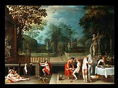 Jan Brueghel der Jüngere 1601 - 1678 Antwerpen