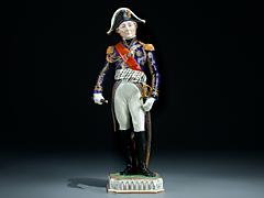 Francois-Joseph Lefebvre, 1755 - 1820 Französischer General und Marschall von Frankreich