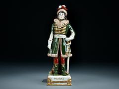 Joachim Murat, 1767 - 1815 König von Neapel von 1806 - 1815. Schwager Napoleons und Marschall von Frankreich