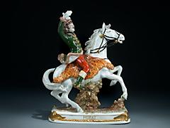 Joachim Murat, 1767 - 1815 König von Neapel von 1806 - 1815 Schwager Napoleons und Marschall