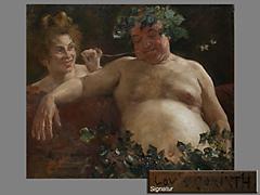 Lovis Corinth 1858 Tapian - 1925 Zandvoort