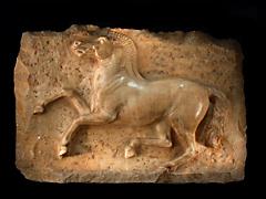 Pferdedarstellung nach der Antike