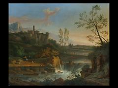 Jan van Huysum 1682 - 1749, zug.
