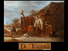 David Teniers der Jüngere 1610 Antwerpen - 1690 Brüssel