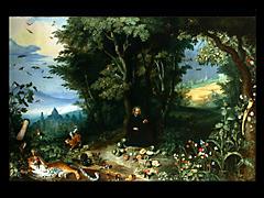 Detailabbildung: Jan Brueghel, der Jüngere 1601 - 1687 Antwerpen