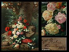 Jean-Baptiste Robie 1821 Brüssel - 1910 Saint-Gilles, bei Brüssel