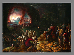 Jan Brueghel der Ältere 1568 - 1625 Antwerpen und Hans Rottenhammer 1564 München - 1625 Augsburg
