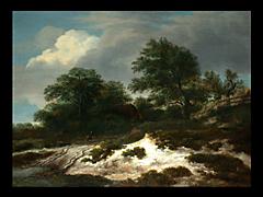 Jacob von Ruisdael Um 1628 Haarlem - 1682 Amsterdam