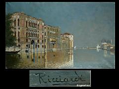 Oscar Ricciardi 1864-1935