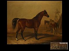 Benno Adam 1812 München - 1892 Kehlheim