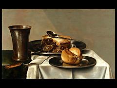 Cornelis Mahu, Umkreis, in der Art von Willem Claesz Heda