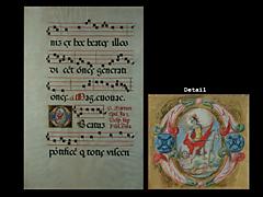 Antiphonarblatt