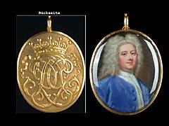 Christian Friedrich Zincke 1693 - 1767 Dresden (Abb. rechts)