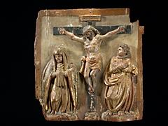 Kreuzigungsrelief