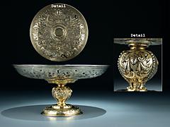 Augsburger Silber-Kredenz
