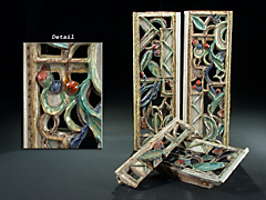 Art Deco-Ofen